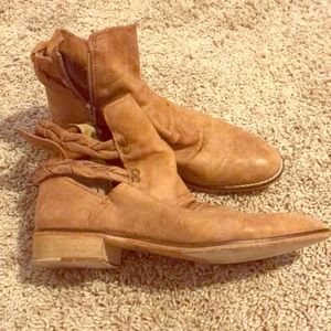 The Landslide Ankle Boot by Free People